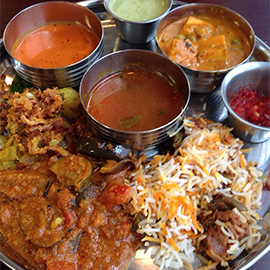 Persis Biryani Indian Grill - Charlotte North